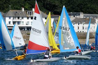 St Mawes - Junior Race Week