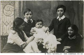 ea bragg children portrait falmouth
