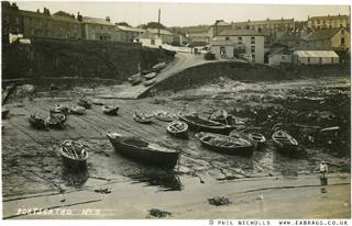 (8) ea bragg, the harbour, portscatho